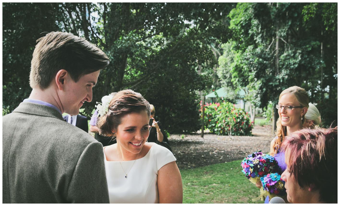 Themed Botanical Garden Wedding