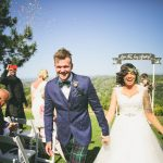 Summer Grove Garden Wedding
