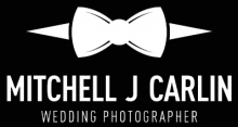Mitchell J Carlin Gold Coast Brisbane Wedding photographer Mobile Retina Logo