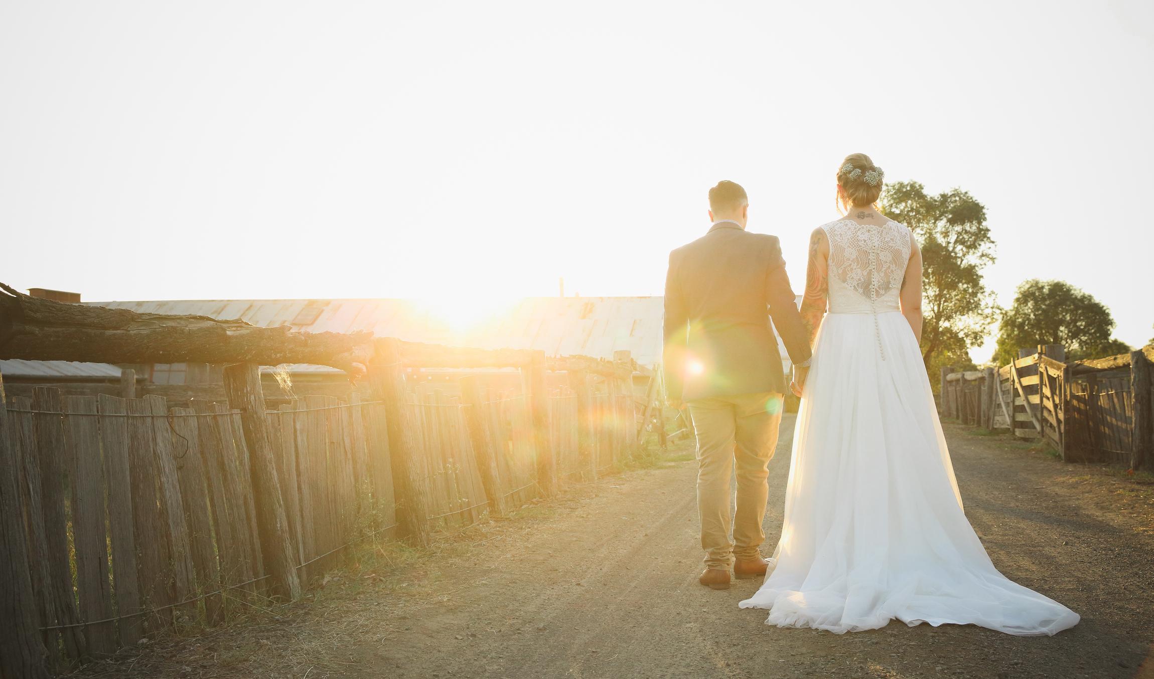Rustic Barn Wedding Toowoomba