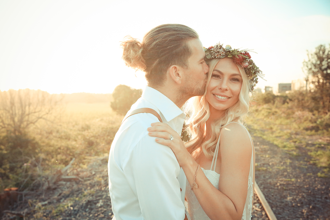 Byron Bay Festival Wedding