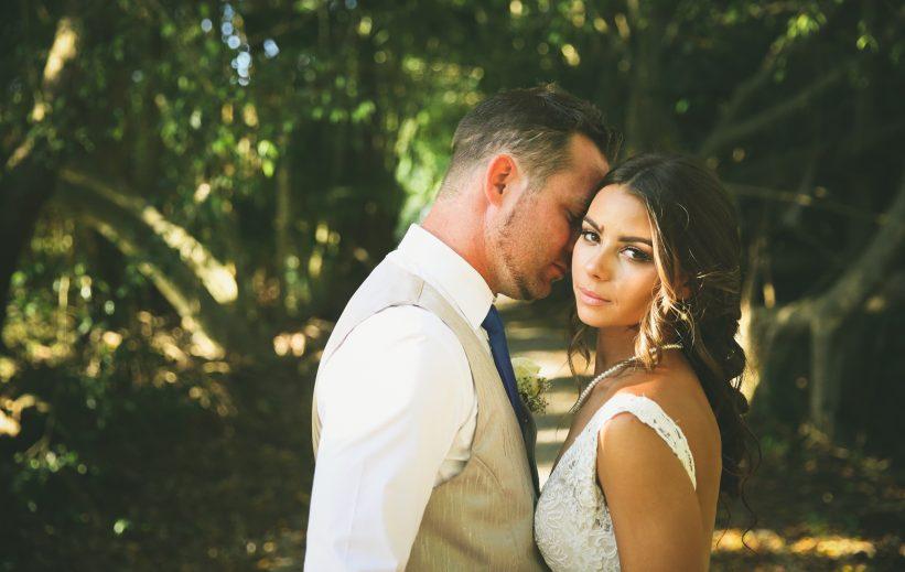 Gold Coast Country Barn Wedding