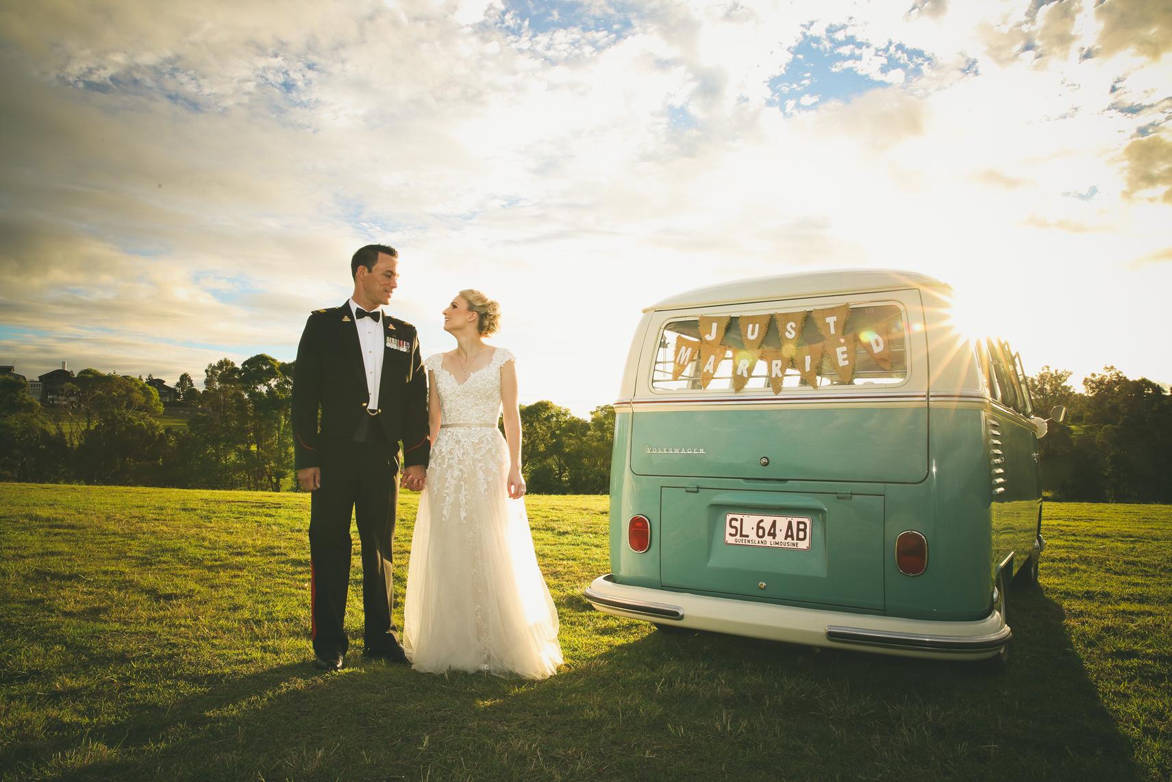Sirromet Laguna Wedding