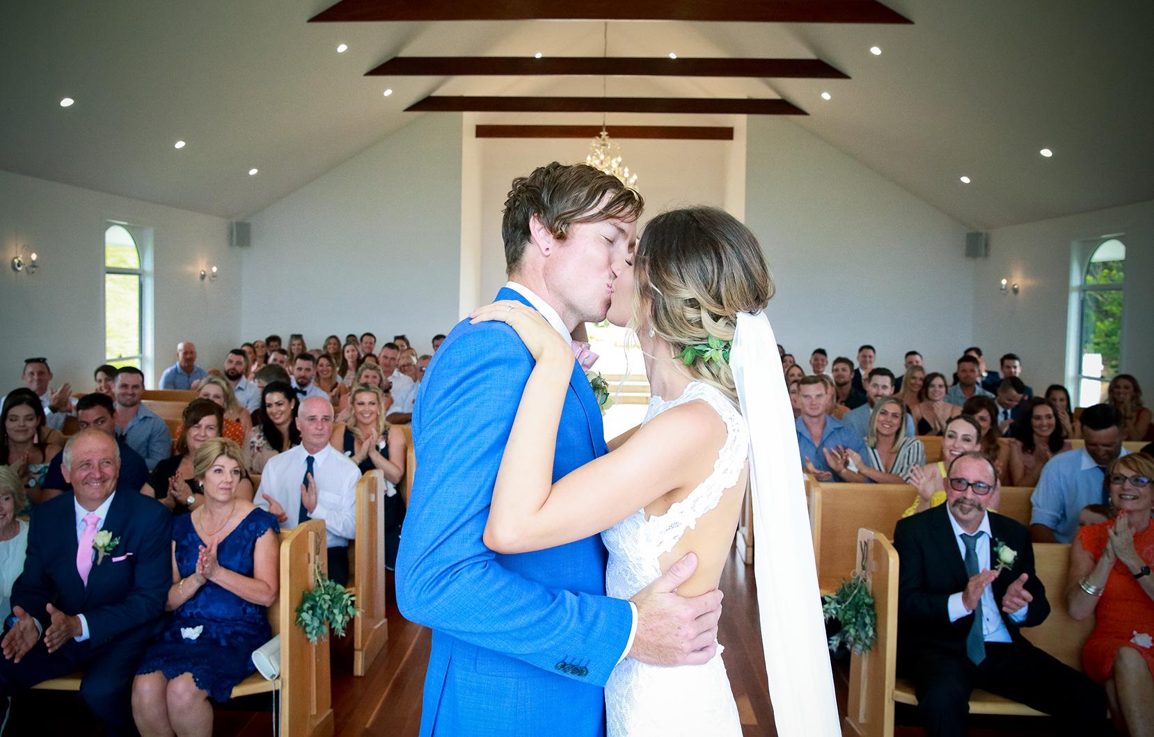 Summer Grove Chapel Wedding