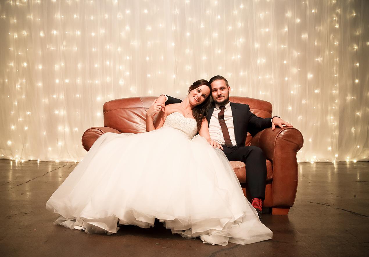 Lightspace wedding Brisbane