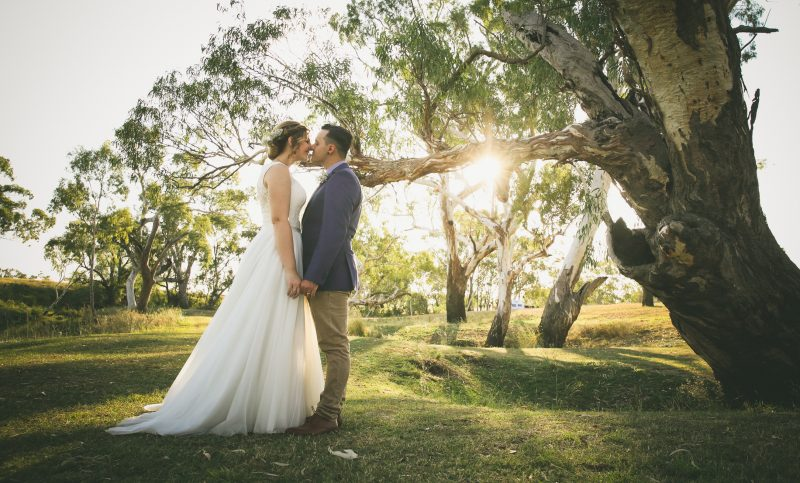 Rustic Barn Wedding Toowoomba