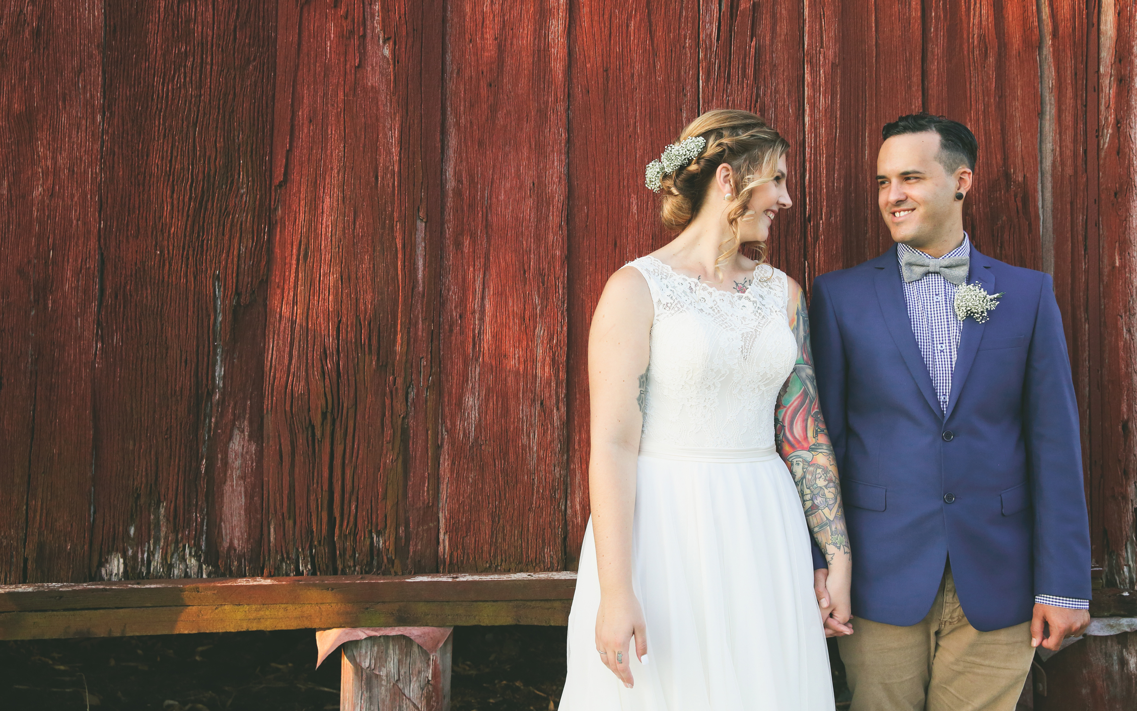 Rustic Barn Wedding, Toowoomba