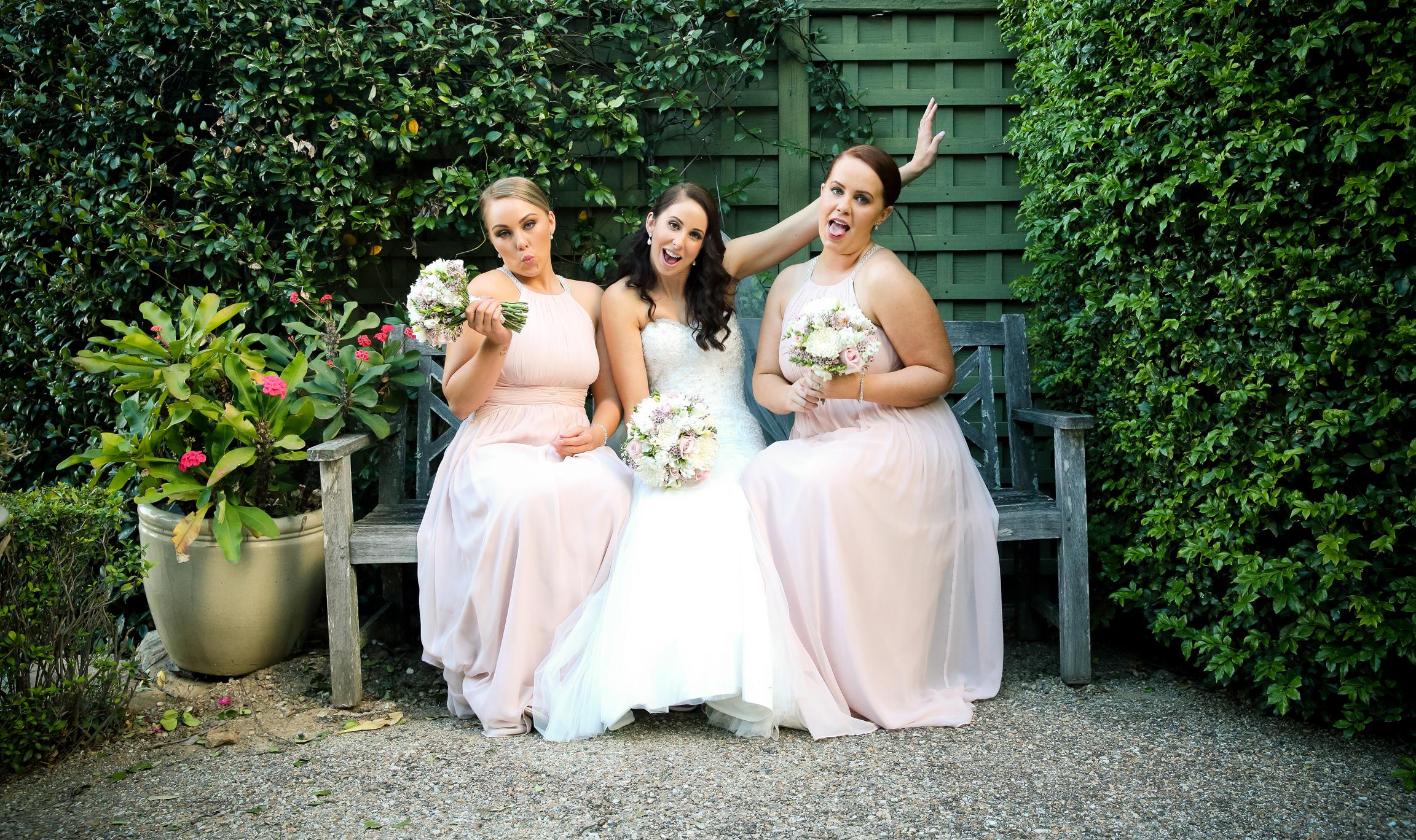 Brisbane Garden Wedding Hillstone St Lucia