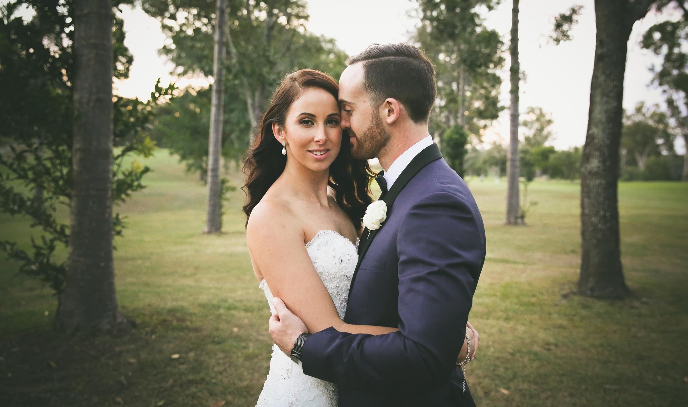 Brisbane Garden Wedding St Lucia