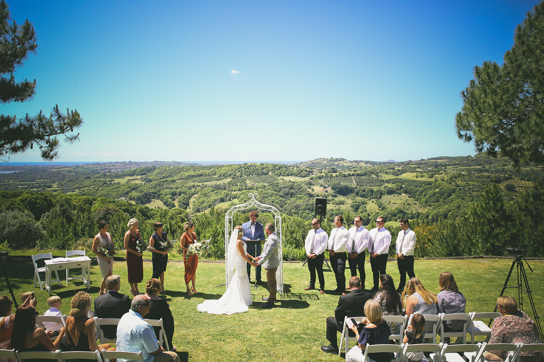 Summer Grove Estate Weddings Wedding Photography Gold Coast