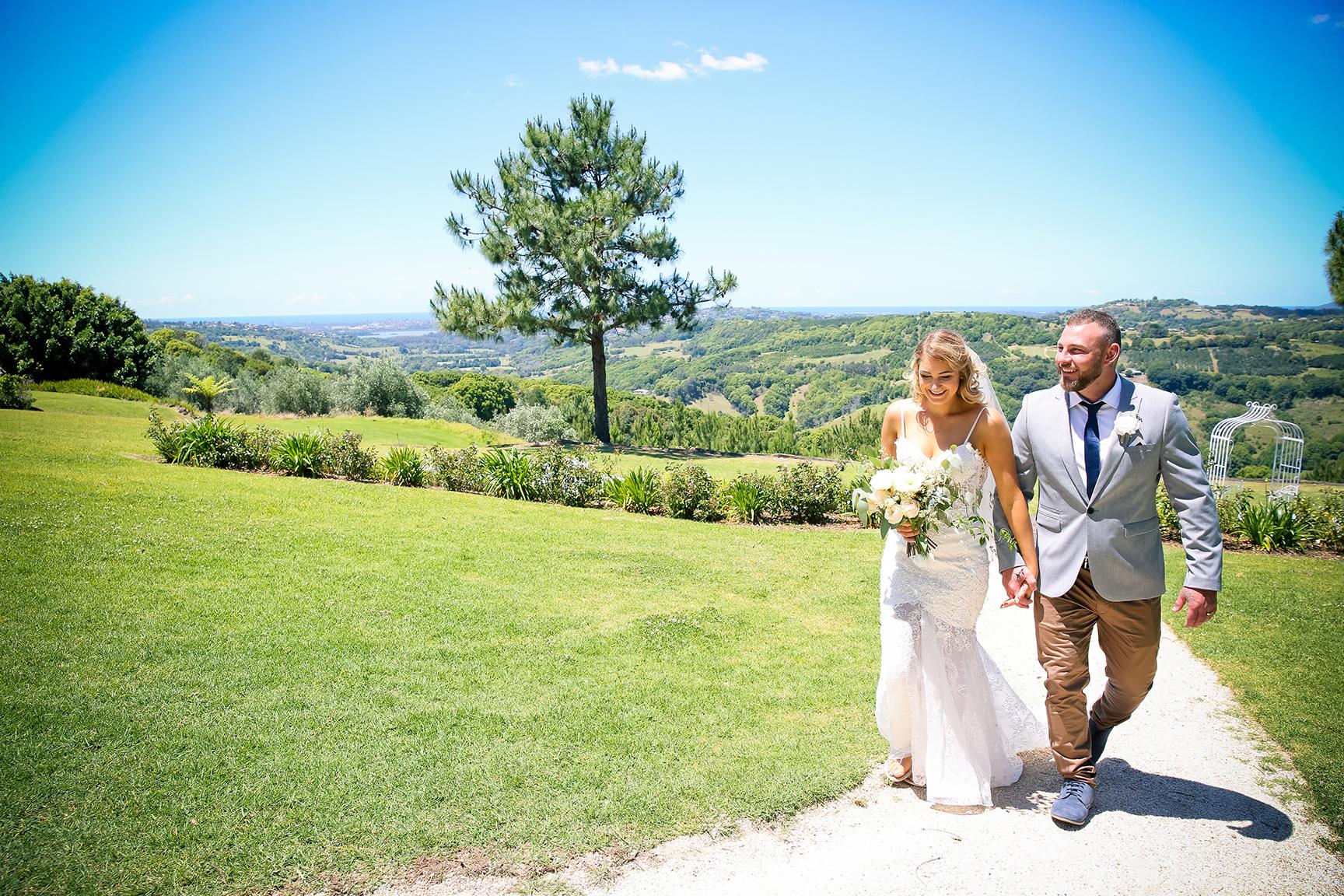 Summer Grove Wedding
