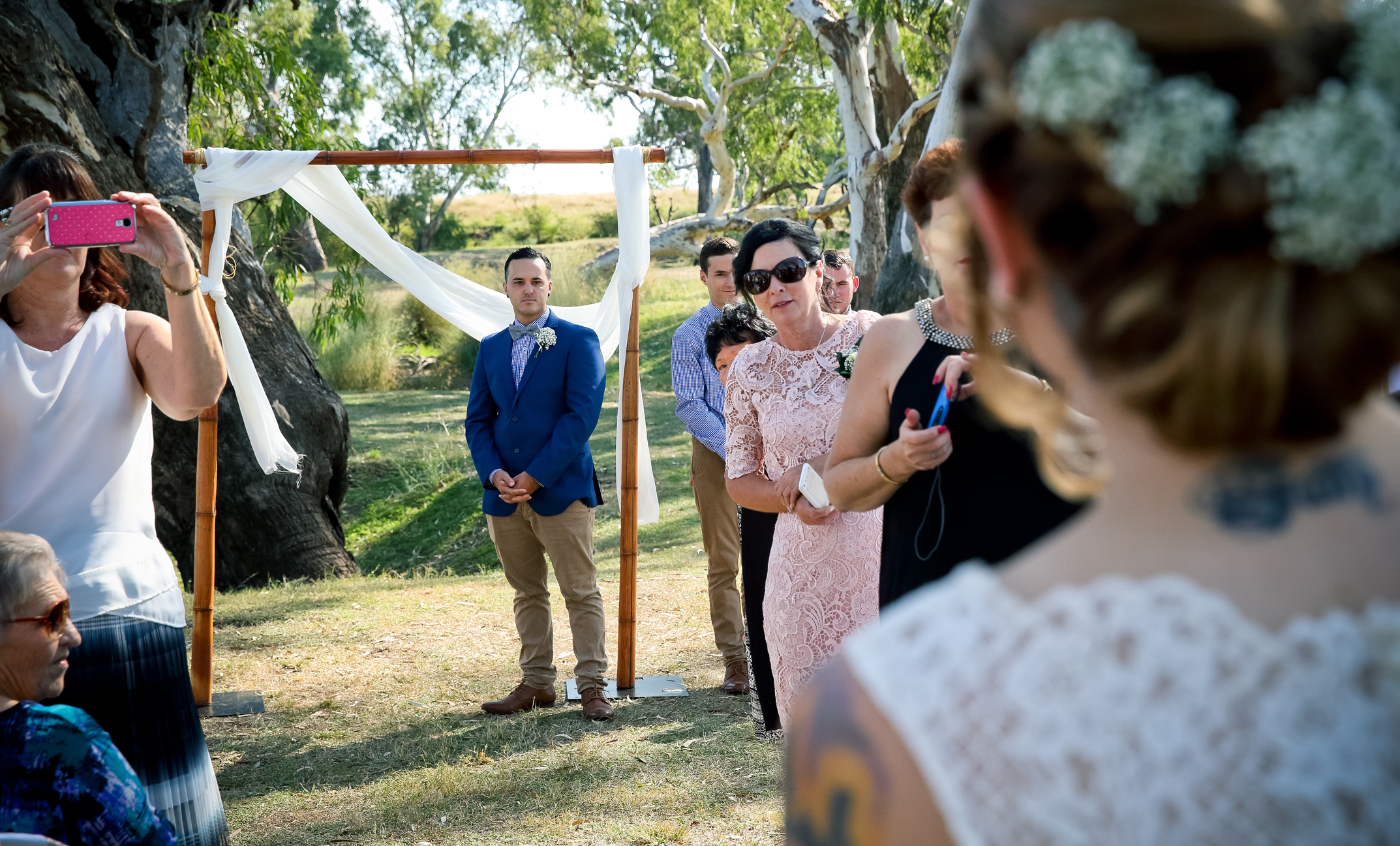 Vintage Toowoomba wedding