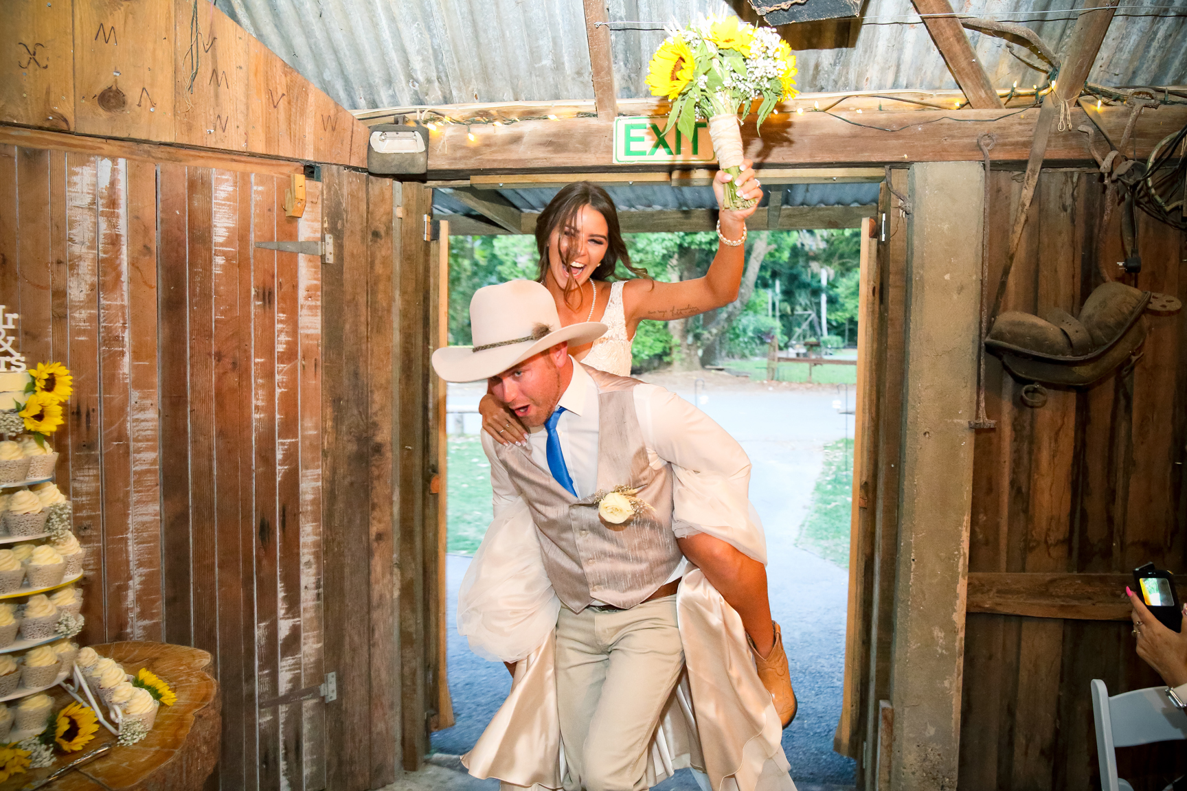 Boomerang Farm Gold Coast Wedding Photography