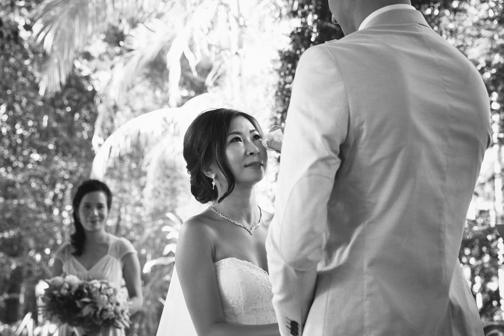 Mt Tamborine Garden Wedding