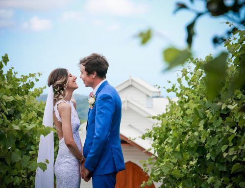 Summer Grove Chapel Wedding | Gold Coast Wedding Photographer | Hayley and James