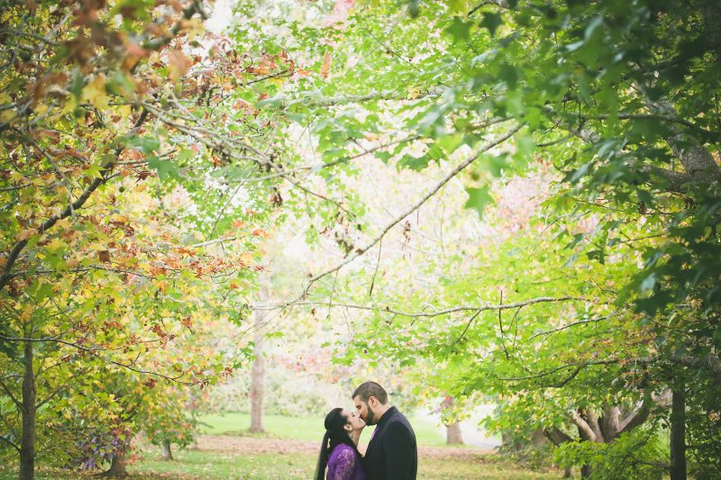 Cedar Creek Estate Winery Wedding
