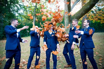 Roles of the Groomsmen