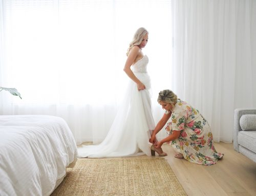 Gold Coast Wedding Photographers | Wedding Morning Advice for Brides | M J Carlin