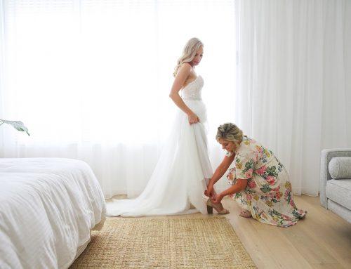 Gold Coast Wedding Photographers | Wedding Morning Advice for Brides | M J Carlin