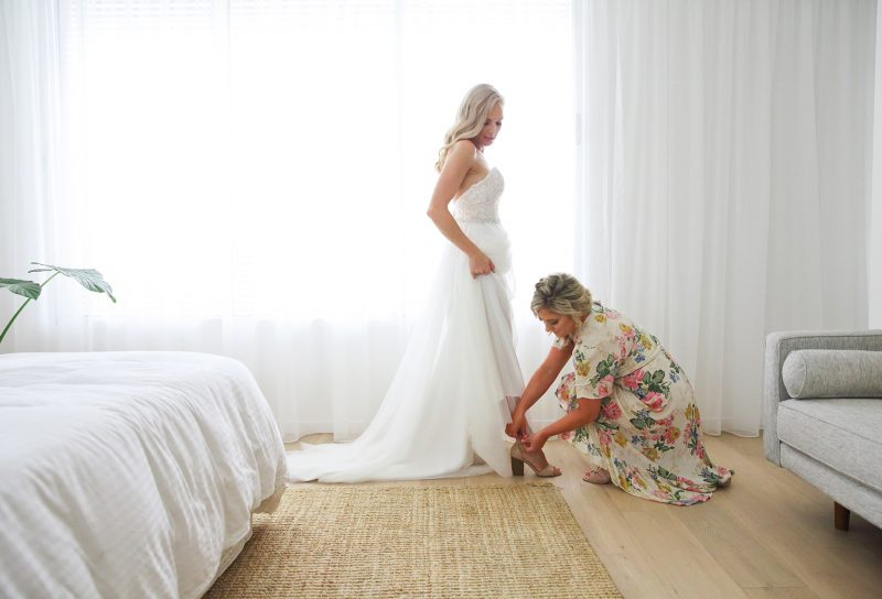 Wedding Morning Advice for Brides