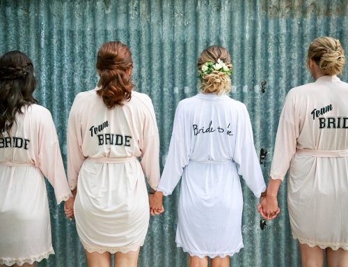 Duties of the Bridesmaids | Gold Coast Wedding Photos | M J Carlin