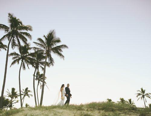 Best times of year for a Gold Coast Wedding | Gold Coast Wedding Photo | M J Carlin