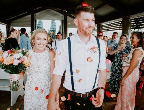 Sirromet Winery Wedding | Brisbane Wedding Photographer | Niki and Shennan